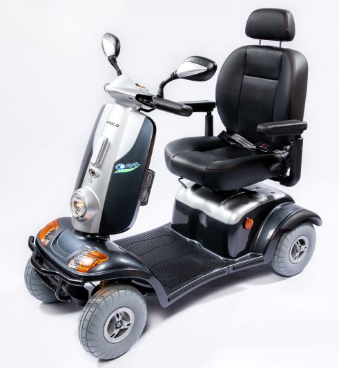 KYMCO HEALTHCARE FÖHR 4 FOR U